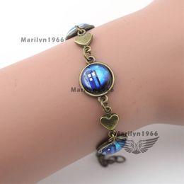 Wholesale Dr House - Wholesale-DD0040,doctor who bracelets for man woman mysterious Dr. house Bracelet