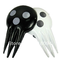 Wholesale Soul Eater Free Cosplay - Wholesale-20pcs lot Free Shipping Soul Eater Cosplay Mask Ghost Mask Masquerade Halloween Carnival Party Masks ANMS010
