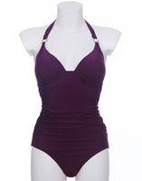 Wholesale Supernova One Piece - Wholesale-Supernova Sale Crazy Promotion!Womens Hot Thong European Sexy Elegant Swimwear Backless Bathing Suit Swimsuit One Piece String