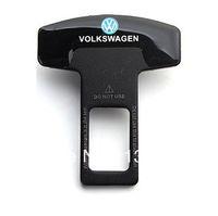 Wholesale Vw Keyless Entry - Wholesale-2PCS Eliminate Stop Alarm Seat Belt Insert Plug , Metal car belt buckle, seat belt buckle For VW golf cc B6 B7 JETTE