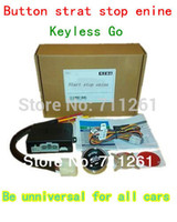 Wholesale Keyless Install - Wholesale-car push button start start stop engine system easy to use and install for all car wholesale and retail Free Shipping