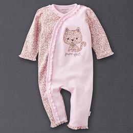 Jumpsuits Pyjamas Australia - First moments baby rompers pyjamas bodysuits tights baby onesies jumpsuits tees shirt garments ZW353