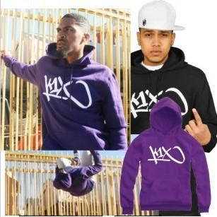 Wholesale-Hip Hop K1X hoodies New  Men And women K1X Sports Hoodies Cotton Long Sleeve Loose Street Hip Hop K1X Hoodies