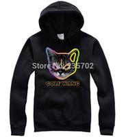 Wholesale Odd Future Donuts - Wholesale-Odd Future hoodie donuts OFWGKTA hoodie GOLF WANG sweatshirt Skateboard tide hoodie cat
