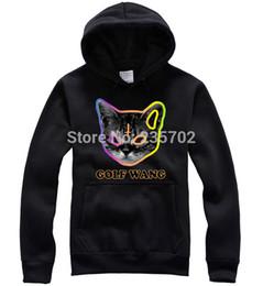 3020f54fcc4e Wholesale-Odd Future hoodie donuts OFWGKTA hoodie GOLF WANG sweatshirt  Skateboard tide hoodie cat