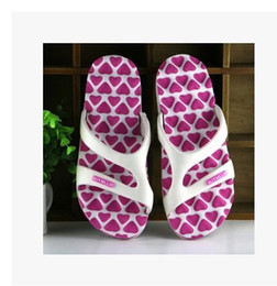 Wholesale Korean Fashion Slippers - Wholesale-2016 Free shipping men and women summer fashion ladies slippers Korean word slippers sandals women sandals Edison home