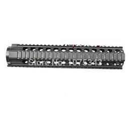 Wholesale Quad Rails - Wholesale-Free Shipping Tactical T-Serie 4 15 Free Float 12 Inch Handguard Quad Rail Scope Mount
