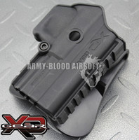 springfield armory xdm - Springfield Armory XD Gear XD3500H Polymer Paddle Holster for XDM Tactical Holster BK