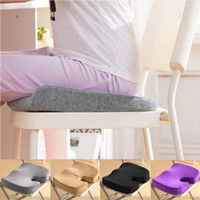 "Wholesale- "" Deluxe Memory Foam Office Chair Back Ache Pa..."