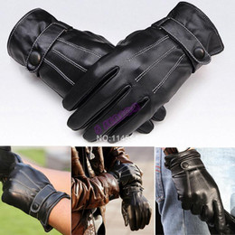 $enCountryForm.capitalKeyWord Canada - Wholesale-New Artificial Leather gloves windproof warm Winter tactical gloves outdoor sports men cycling driving Gloves, ski gloves 10