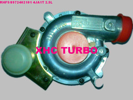 Wholesale Isuzu Turbocharger - NEW RHF5 8972402101 Turbocharger for ISUZU D-MAX Rodeo Pick-up 4JA1T 2.5L