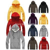 Wholesale Hoody Custom - Wholesale-Hoodie custom,wholesale blank cotton hooded ,customized pattern DIY personal design hoody