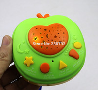 Wholesale Apple Learning Machine - Wholesale-islamic toys apple learning holy quran machine favorite gift for muslim children, Play Learn Dua Surah Quran Prayer Nasheed