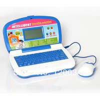 Wholesale-English Language Education Learning Tablet, Spanisch Laptop Lernen-Maschine für Kind, 66116ES