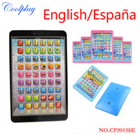 Wholesale 3d Pad Educational - Wholesale-Frozen 3D toy pad tablet computer educational toys for kid ,toy pad kids learning tablet with Music and Intrestding recording
