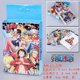 Wholesale Super Mario Game Card - Wholesale-ONE PIECE toys Anime Poker Mugiwara game cards free shipping PK004