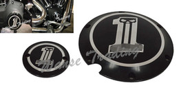 Wholesale 883 Iron - Wholesale-Derby & Timer Cover Black For Harley XL XR Sportster Iron Seventy-Two Forty-Eight 883 1200 XLH883 XL883N XL1200V XL1200X