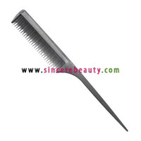 Wholesale Comb Hair Carbon - Wholesale-Fress shipping 12pcs per pack professional hair salon anti-static hair comb,carbon comb.