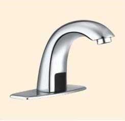Wholesale Sensor Faucets Basin - automatic sensor basin faucet brass chrome finishing high quality free shipping 8804