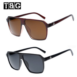 Discount sunglasses skull - Wholesale-860 Sunglasses Super Vintage Glasses Designer Retro Sunglasses Men Brand Flat Top w Skull Metal Men's Sung