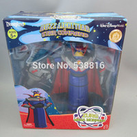 Wholesale Best Story - Wholesale-Toy Story Buzz Light Year Star Command Mega Zurg Action Figure Toys New in Box Kids Best Gift