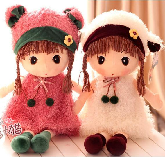 Wholesale Philippines Son Doll Large Cute Girl Plush Toy Children Birthday Gift Christmas Online With 2803 Piece On Dinahas Store