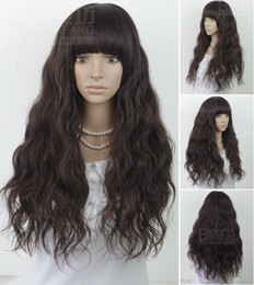 Discount lace front silk top ombre - Wholesale-supernova sale! silk top full lace hair wigs glueless u part wig ombre lace front wig fashion kinky  long afro
