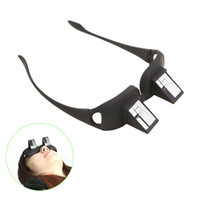 Wholesale Novelties Definition - Wholesale-High Definition Glasses Lazy People Novelty Bed Lie Down Periscope Fishing Prism Glasses
