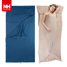 Wholesale Air Condition Used - Wholesale-NH100% cotton camping sleeping bag,ultra-portable outdoor travel health quilt cotton liner, air conditioning room quilt use