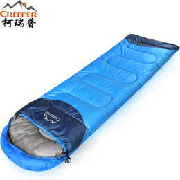 Wholesale Envelope Supply Bags - Wholesale-Envelope adult sleeping bag outdoor ultra-light sleeping bag cotton spring and Summer outdoor camping supplies travel