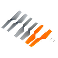 qr parts achat en gros de-Wholesale-Original Walkera QR Y100 FPV Multirotor Part Propellers Set QR Y100-Z-01
