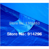Wholesale Party Tents Ship Free - Wholesale-Free shipping! Folding Tents Camping tents 2 Person for Four Seasons Fiberglass Outdoor sports party beach tents