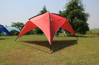 Wholesale Camping Gazebo Tent - Wholesale-Free shiping Outdoor camping tents big size shade tents, outdoor awning large beach tent shade-shed awned gazebo