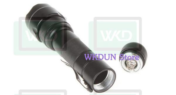 Taschenlampe Fernbedienung Druck Schalter für UltraFire WF-501B LED Durable Neu