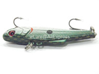 Wholesale Deep Water Crankbait - Wholesale-Fishing Lure 1 4 oz Lipless Trap Crankbait Hard Bait Fresh Water Deep Water Bass Walleye Crappie L537 Fishing Tackle L537X10