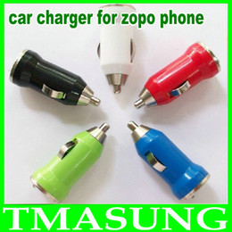 Wholesale Phone Zopo C3 - Wholesale-free shipping New Color USB Car Charger For zopo ZP810 ZP950 ZP910 ZP300 ZP200 ZP100 ZP980 ZP900 C2 C3 phone 2pcs lot