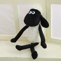 Wholesale Shaun Sheep Nici - Wholesale-32cm Hot sale very cute NICI sheep creative plush toy stuffed toy doll Shaun sheep, Children's Christmas gifts