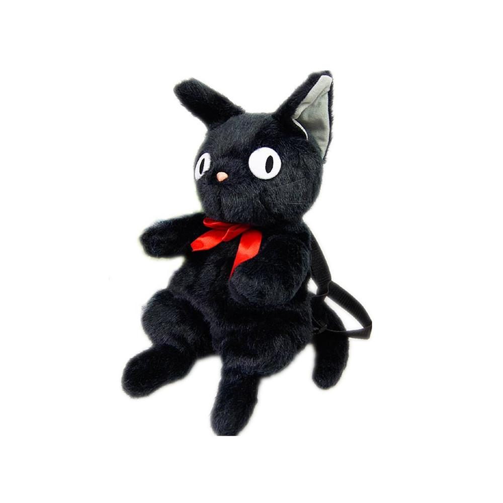 Cm 18inches Kikis Delivery Service Small Black Cat Jiji Plush Doll Bag Backpack Japanese Anime From Bida Jany 33 9 Dhgate Com