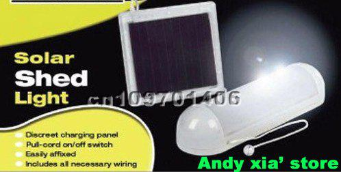 2017 Wholesale Solar Indoor Shed Led Light Solar Powered Indoor ...