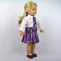 Wholesale-Doll Clothes Fits 18
