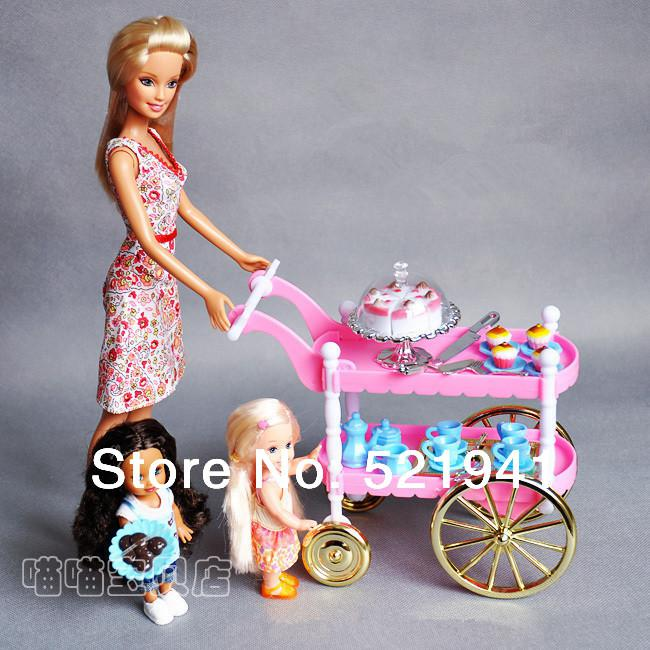 Wholesale Hot Selling Children Play Toys Girls Birthday Gift Cake