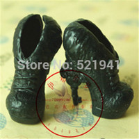 Wholesale Original Quality Shoes - Wholesale-Free Shipping 5pairs Doll shoes for monster high doll,Original Monster High Dolls Shoes Good Quality