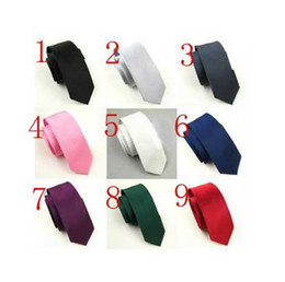 Wholesale Order Neckties - hot selling latest style men's necktie neckties black ties mix colour order