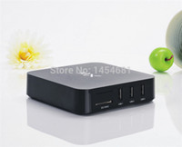 Wholesale Top Cheap Dual Core Androids - Wholesale-Cheap Android Amlogic MX tv box dual core Amlogic 8726 XBMC Youtube NETFLIX Google media player Android 4.2.2 smart set top box