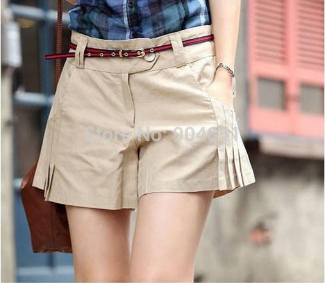 2017 Wholesale 2015 Summer New Women'S Casual Shorts Plus Size ...