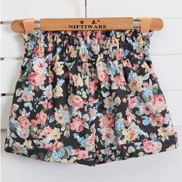Canada Ladies Cotton Shorts Elastic Waist Supply, Ladies Cotton ...