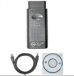 Wholesale Op Com Cable - OP-COM OBD2 cable OP-Com 2010 OP COM V1.33