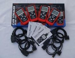 Obd Tool Vag Australia - 20PCS VAG 405 Scanner OBD+Vag 2-In-1 Code Reader VAG 405 Code Reader VAG 2-In-1 Scanner Tool