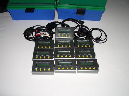 SI-Sıfırlama 10 In 1 Aracı 10-In-1 Araba Yağ Sıfırlama Işığı Ve Hava Yastığı Sıfırlama Ve Kilometre Hizmeti