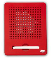 placa de brinquedo magnética venda por atacado-Atacado-brinquedos educativos Magnetpad Magnatab Magnetic Tablet e Stylus (preto / vermelho para escolher) Magnetic Board Board Gift Frete Grátis